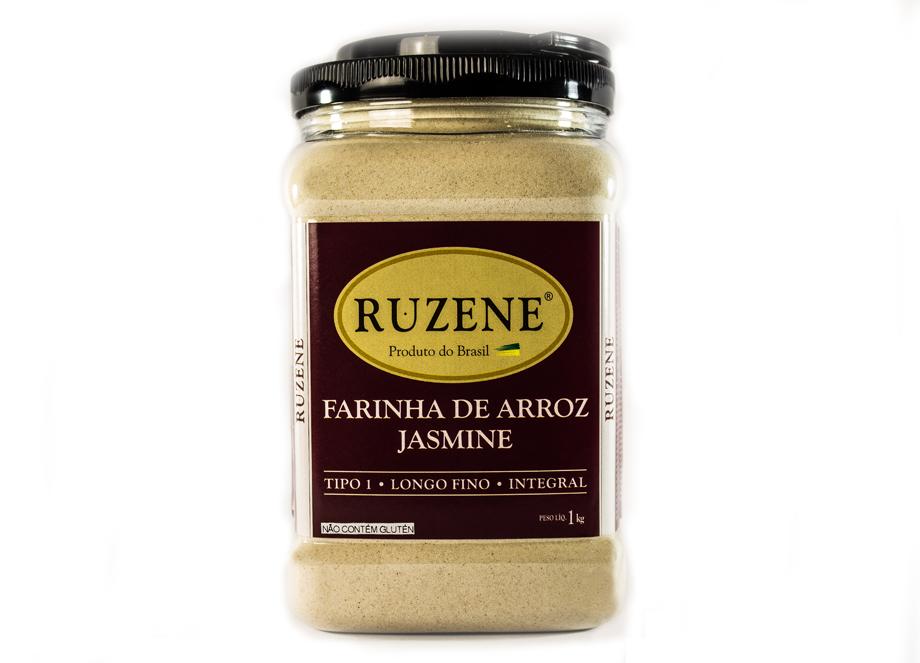 Farinha de Arroz Jasmine