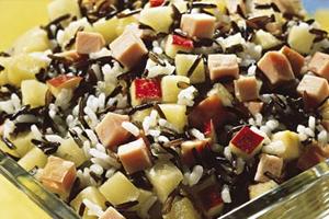 Salada de Arroz de Festa